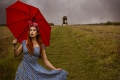 Steve Bailey_Lady and the Windmill