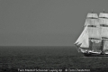 Tom Chesterton_Twin Masted Schooner Laying Up
